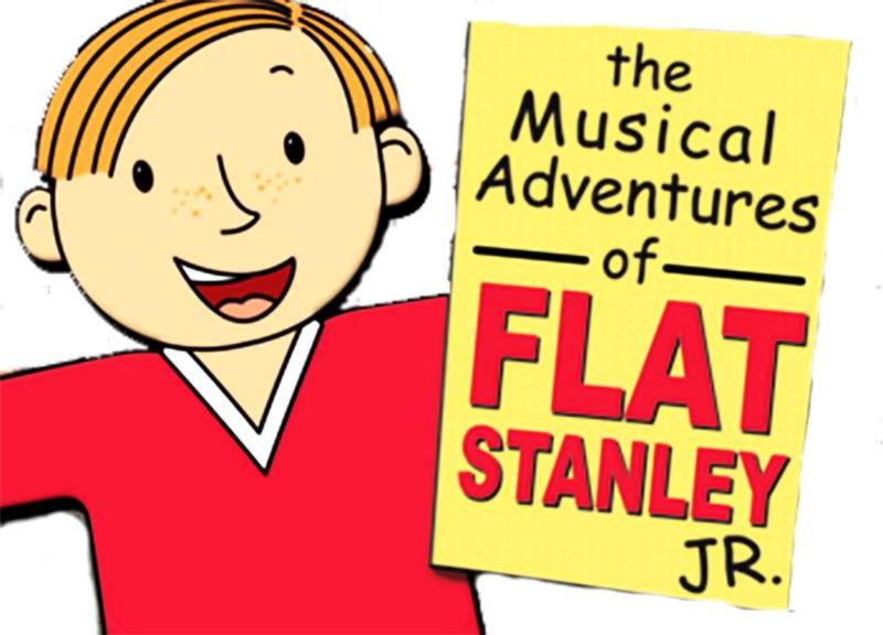 Flat Stanley Jr.