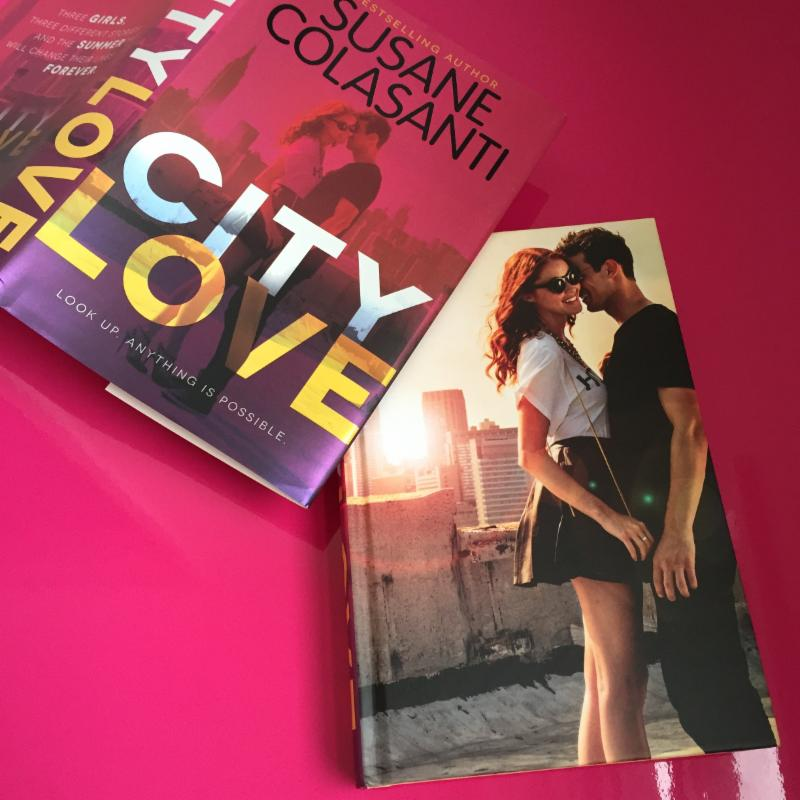 City Love hardcover