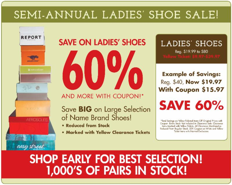 graphic regarding Aerosole Printable Coupon referred to as A few further more times toward store at Shoe Station just before Xmas