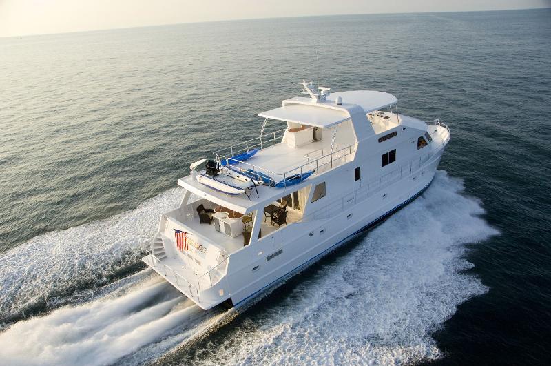 Boundless '90 yacht