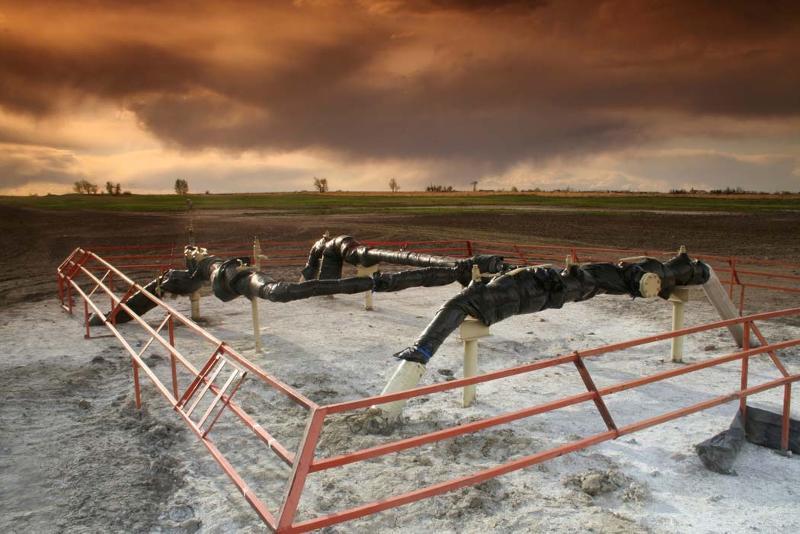 Western Canada Pipeline