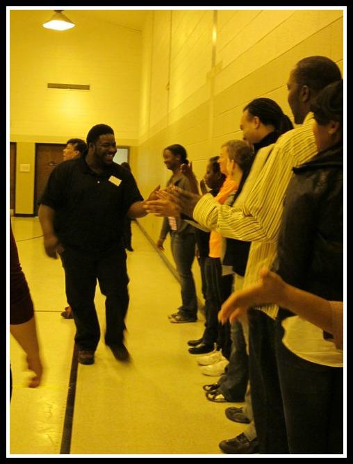 Oct 2012 Staff Training Playworks