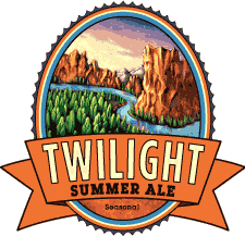 Twilight Oval Logo