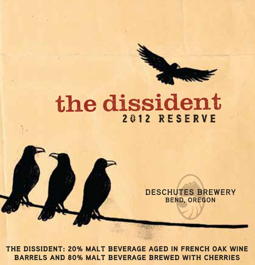 The Dissident 12 label
