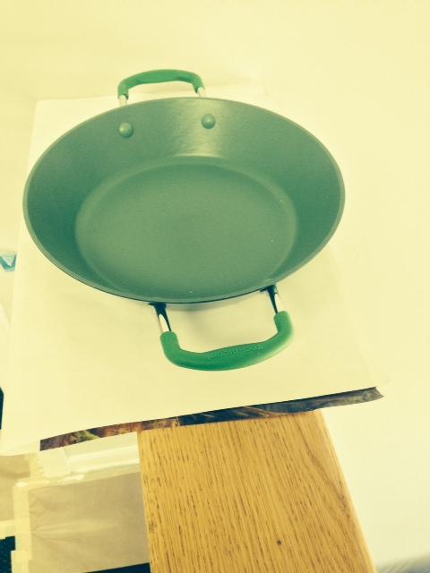 cast fry pan