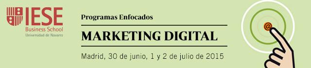 IESE Marketing Digital
