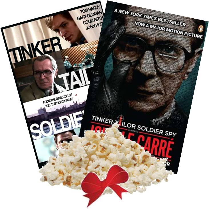 Tinker Tailor Soldier Spy Gift