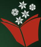 Holiday book dots