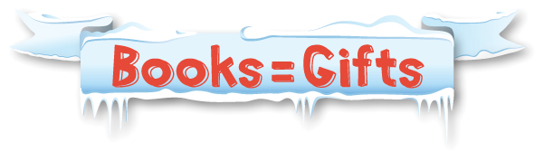 Books = Gifts