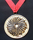 Sunburst Medallion