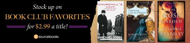 Sourcebooks Book Club Favorites Promo