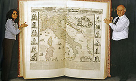 The Klencke Atlas / Photograph: British Library