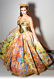 A Book Ball Gown