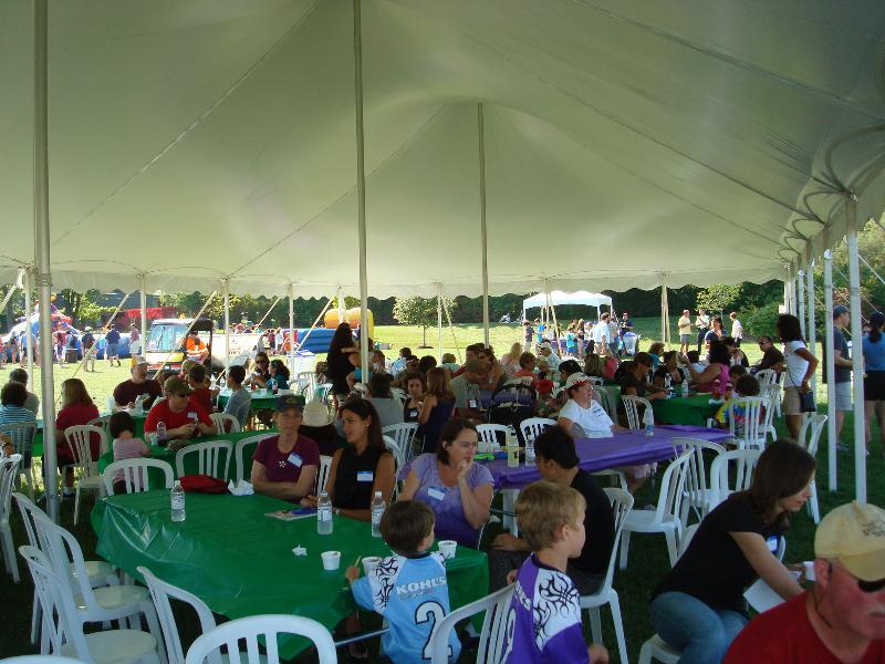 picnic tent