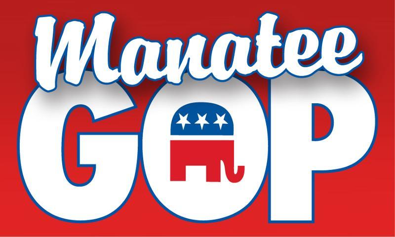 Manatee GOP logo