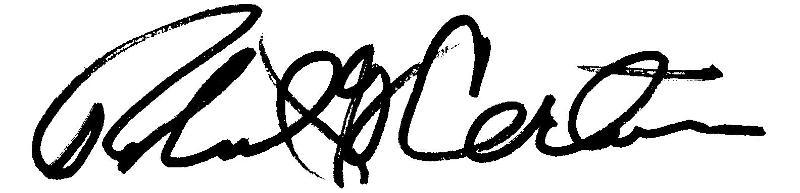 Certain signature