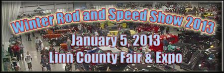 2013 winter rod speed show