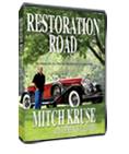 Restoration Road DVD