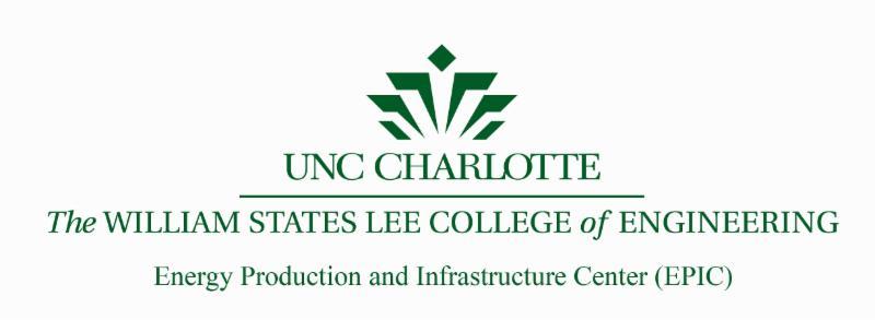 UNC Charlotte COE logo