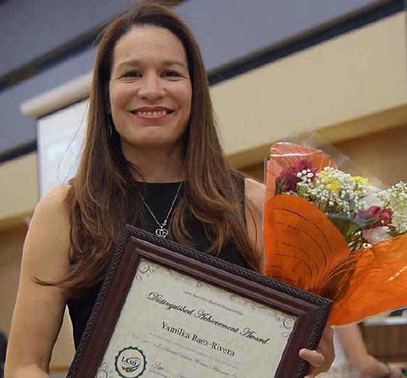 Dr. Yamilka Rivera-Baez