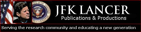 JFK Lancer Productions & Publications