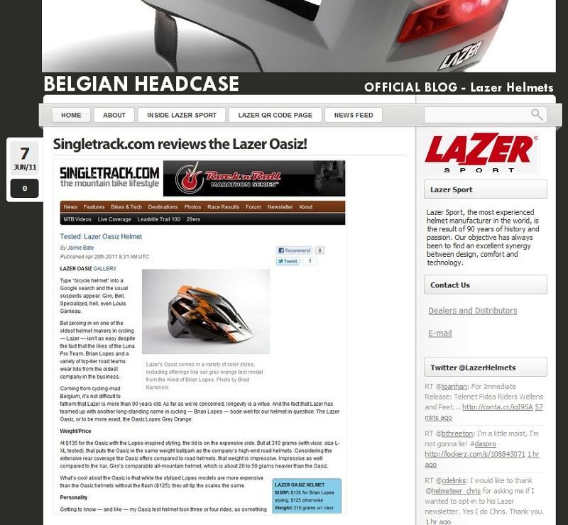 Belgian HeadCase Screen Shot