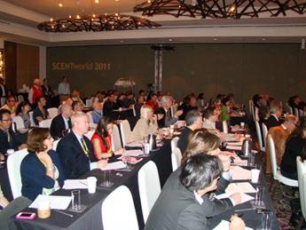 ScentWorld presentation session