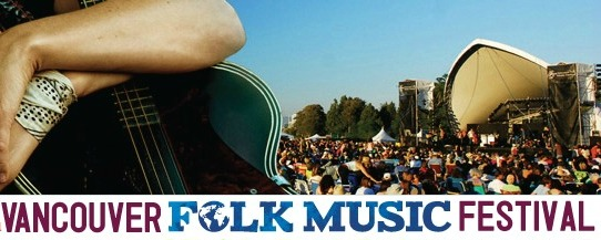Vancouver Folk Music Festival 2013 Lineup Announced & Tickets Info