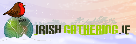 Happy Christmas from Irish Gathering .ie