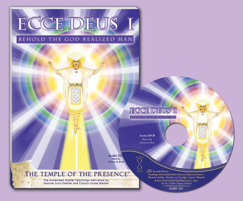 Ecce Deus DVD