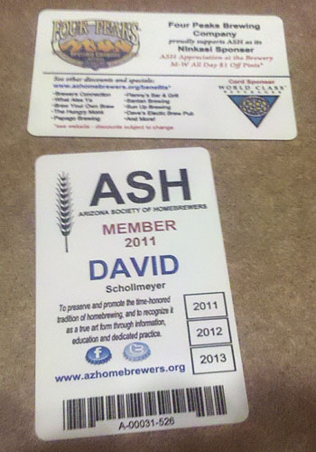 ASH Card Prototype