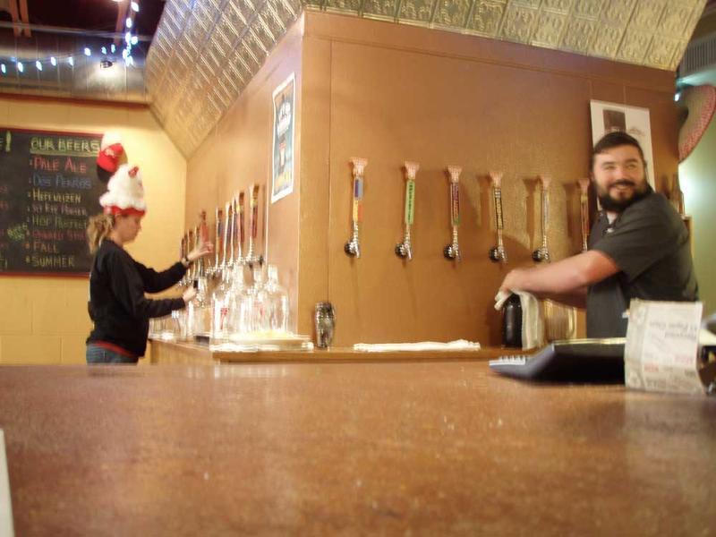 Yazoo Brewery Barrels