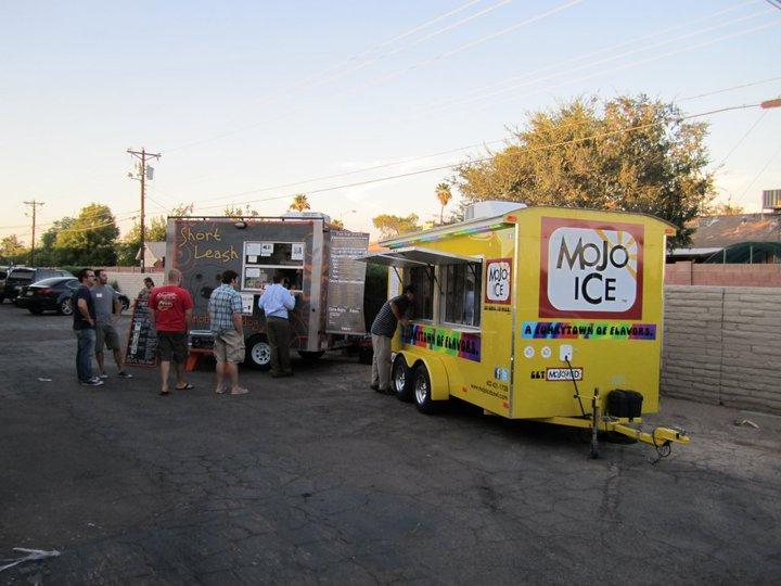 July Meeting Food Trucks