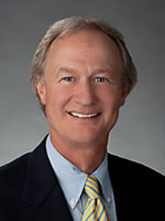 Governor Lincoln D. Chafee of Rhode Island