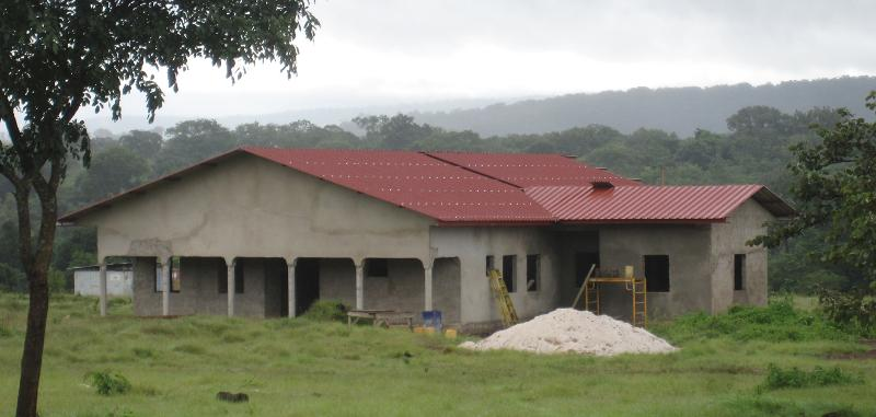 Surgery Building 9-2010