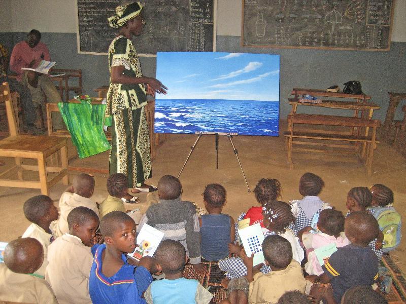 MIAPE school Children