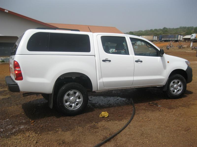 New Truck 2012