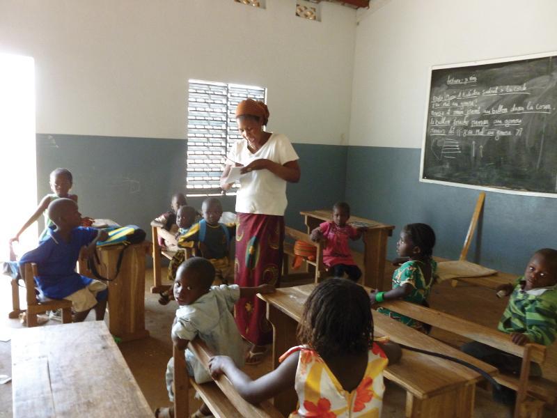 MIAPE school in session