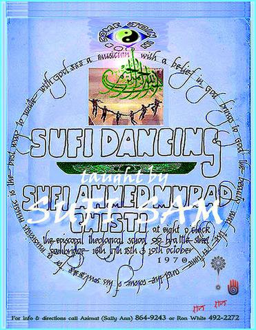 Sufi Flyer