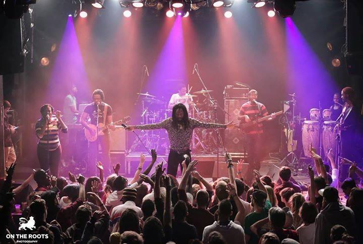 Reggae Artist Kabaka Pyramid Returns From Europe 3