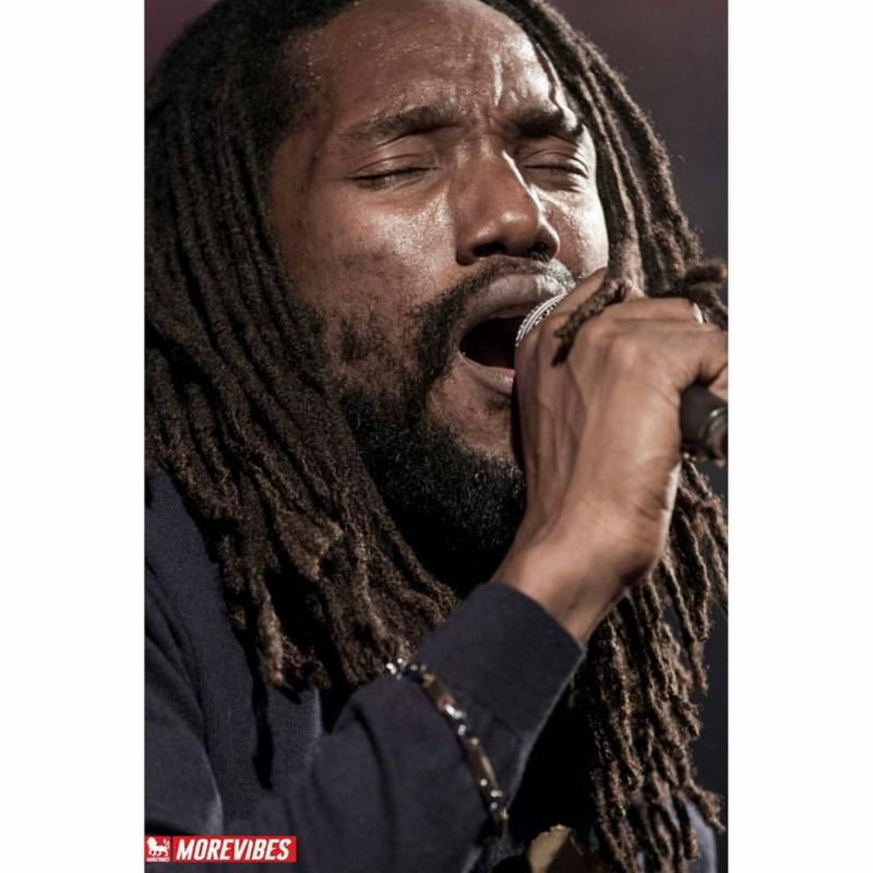Reggae Artist Kabaka Pyramid Returns From Europe 4