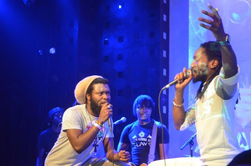 Kabaka Pyramid & Iba Mahr Wraps Up Young Lion Tour with a Stellar Finale in New York City 7