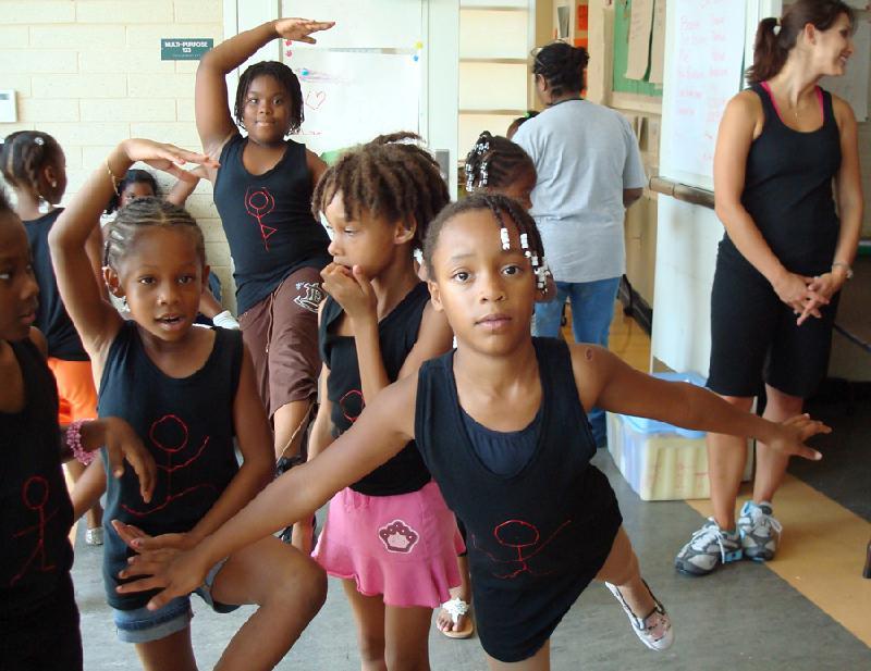 YPT Citydance Campers