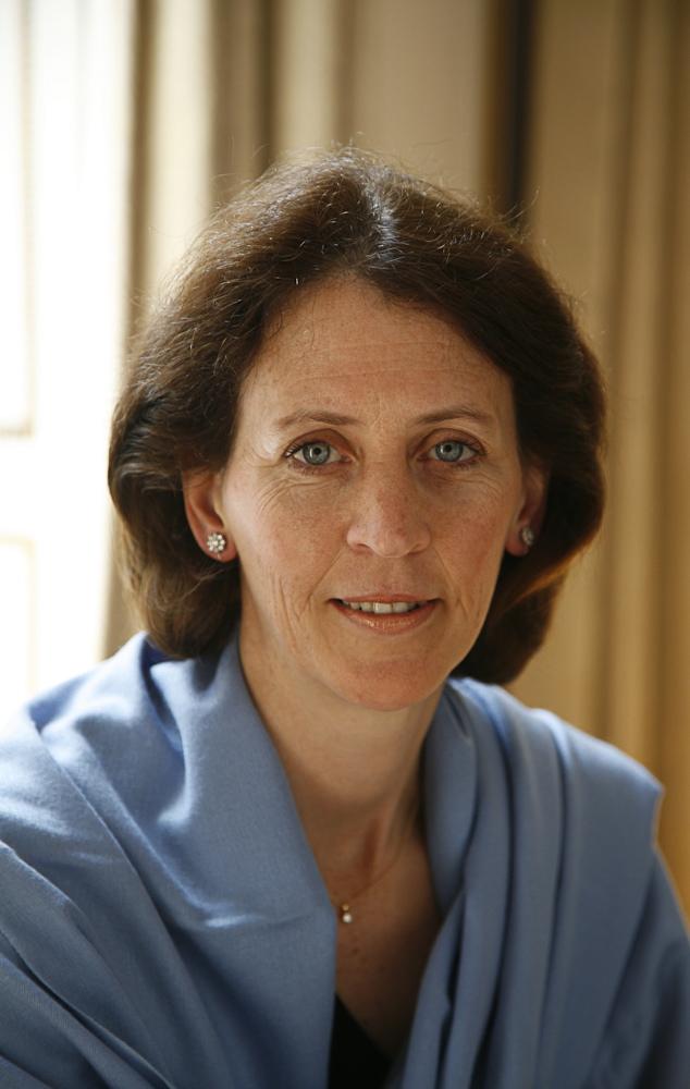 Christine Lambie, editor