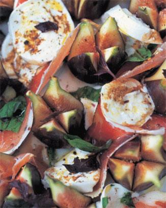 Jamie Oliver's fig salad