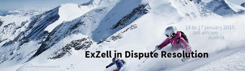 Ski into Exzell in Dispute Resolution!