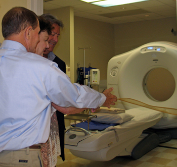 Mariners Hospital New CT Scanner