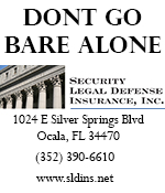 Security Legal Defense Insurance