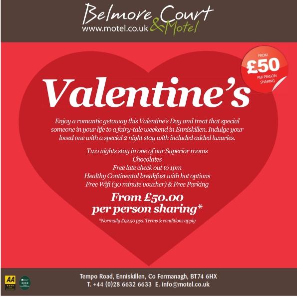 BC&M Valentines Offer