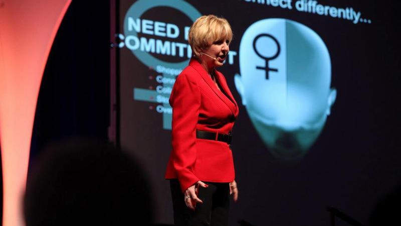 Hazel Walker speech